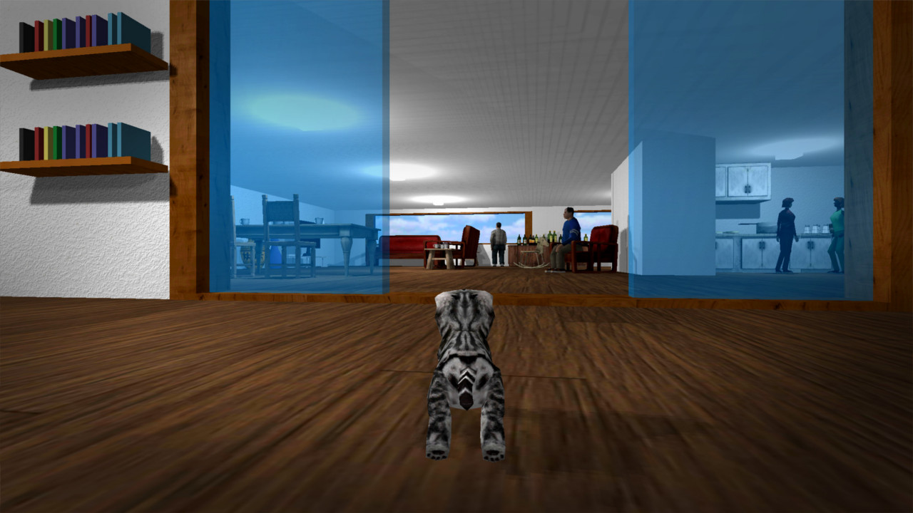Cat simulator на андроид