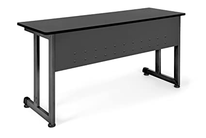 Amazoncom OFM GRPH Training Table By Inch Graphite - Ofm training table