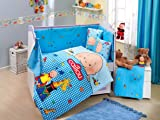 Gold Case Caillou - Licenced Baby Deluxe Duvet