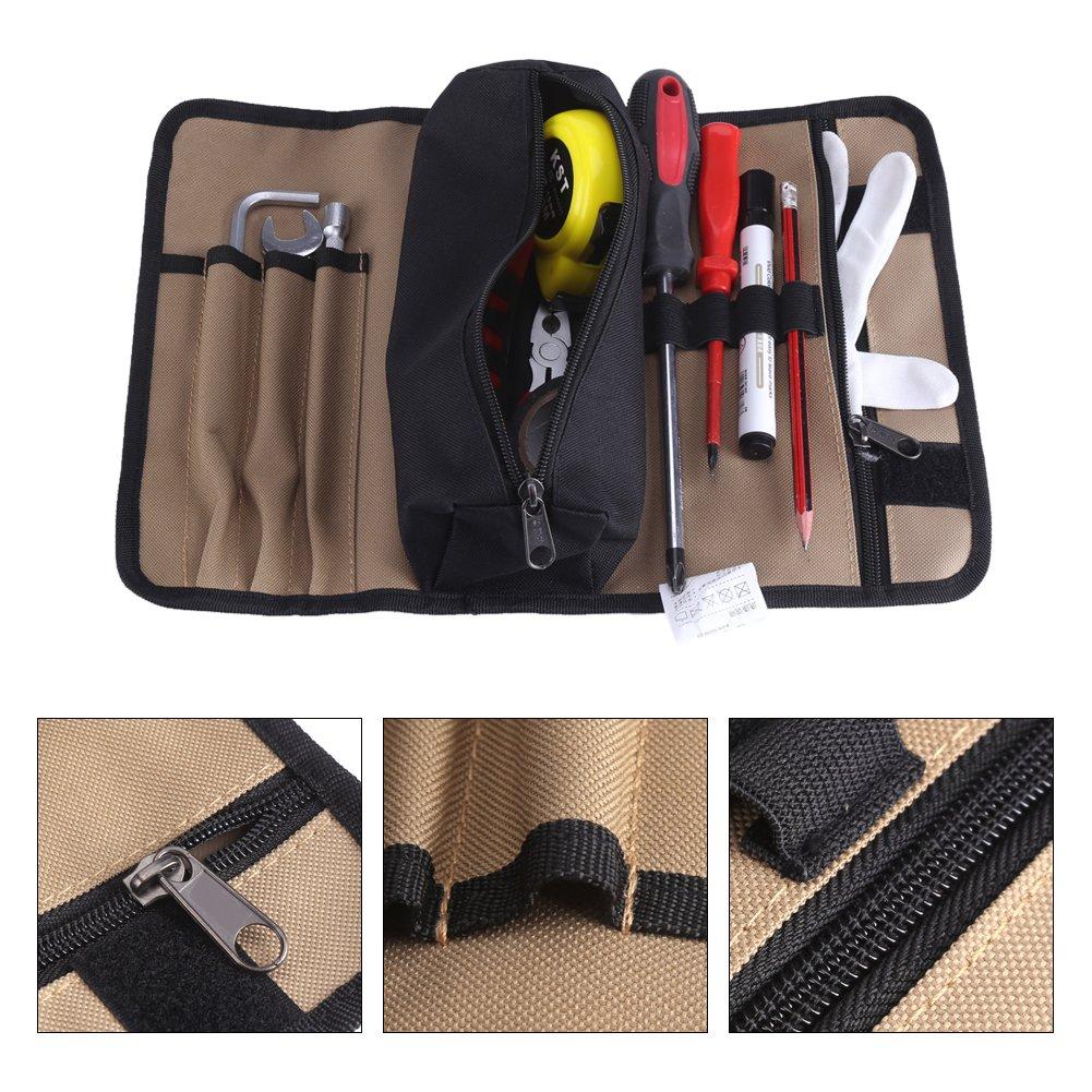 Bolsa de herramientas , acogedor 600d Oxford duradera resistente al agua ligera hardware Herramientas Bolsa , 36/* 25/cm