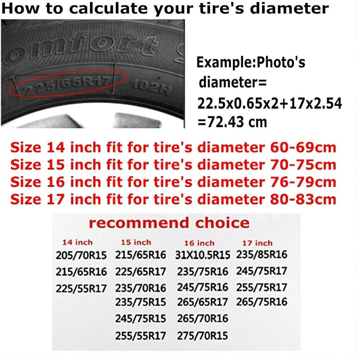 SUV Truck Wheel,Camper Travel Trailer Accessories SHOE GONE Car Tire Cover American Flag Spare Wheel Tire Cover for Trailer RV 14,15,16,17 Inch