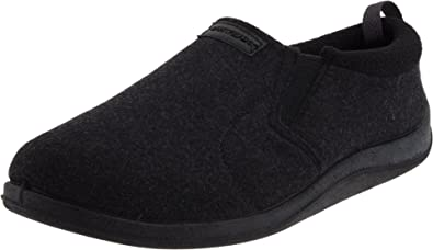 Foamtreads Men's Desmond,Charcoal,9.5 ...