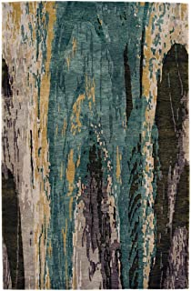 product image for Capel Specter-Illusion Multitones 9' x 13' Rectangle Hand Knotted Rug