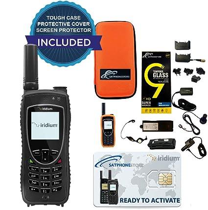 Amazon.com: SatPhoneStore Iridium 9575 Extreme - Funda para ...