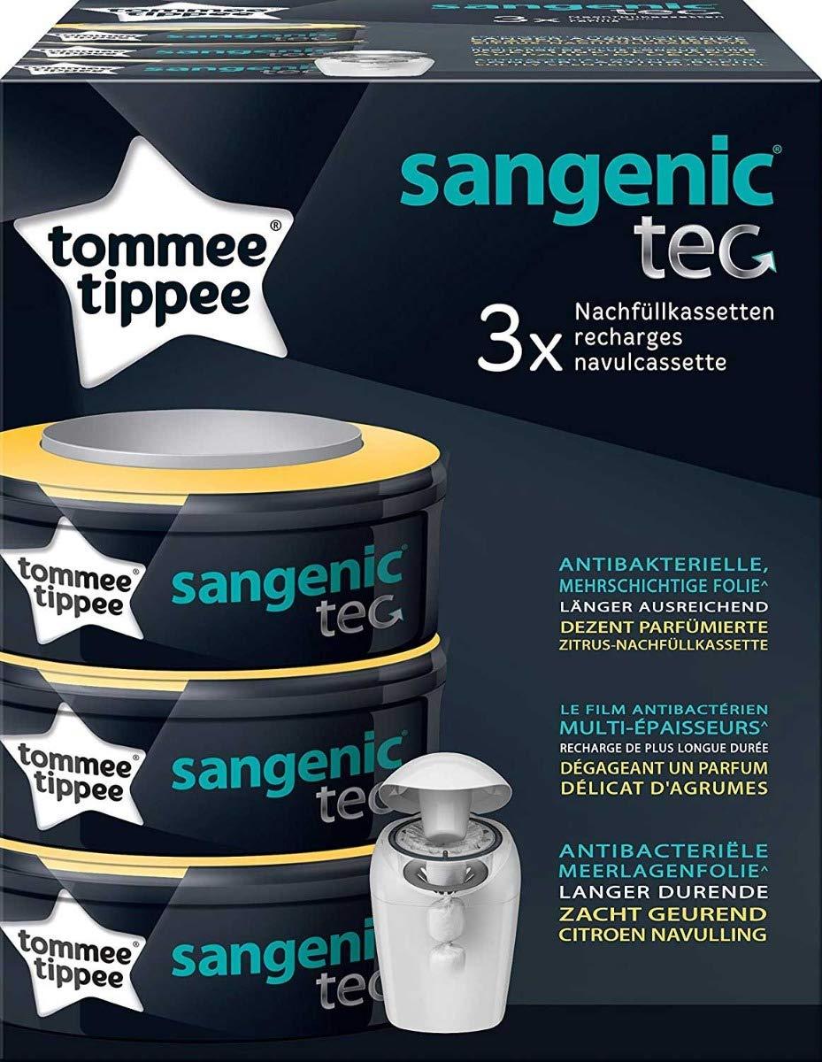 Sangenic-Recharge Multipack Tec X3