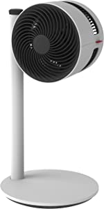 BONECO - F120 Air Shower Fan, Arm Pedestal Height of 21.3
