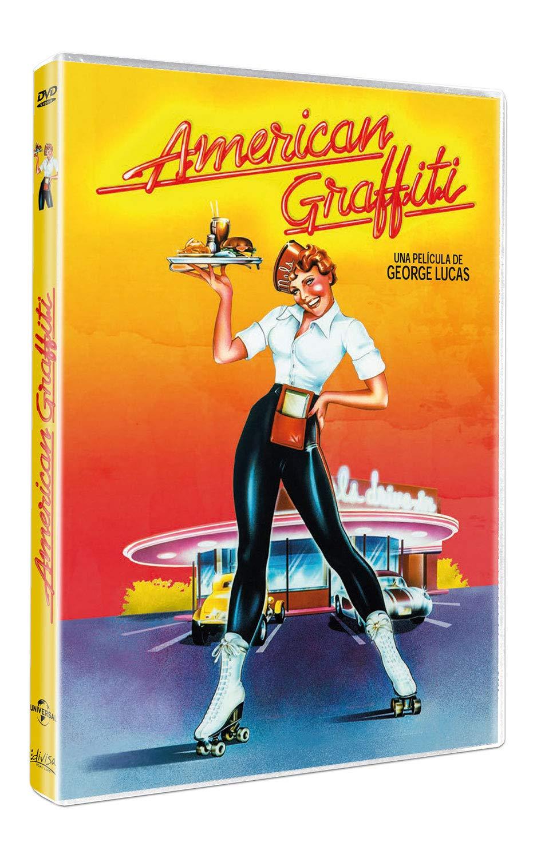 American Graffiti [DVD]: Amazon.es: Richard Dreyfuss, Ron ...