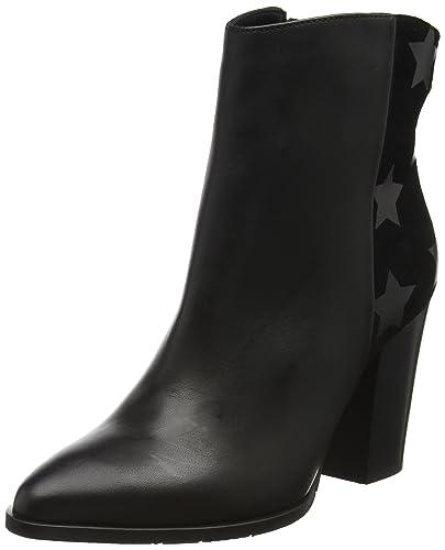 Womens L1285opez Hg 5b Boots, Black, 7.5 UK Tommy Hilfiger