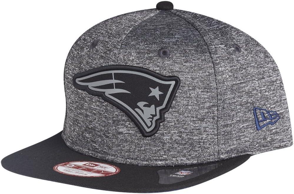 Gorra 950 NFL, color gris, de la marca New Era New England ...