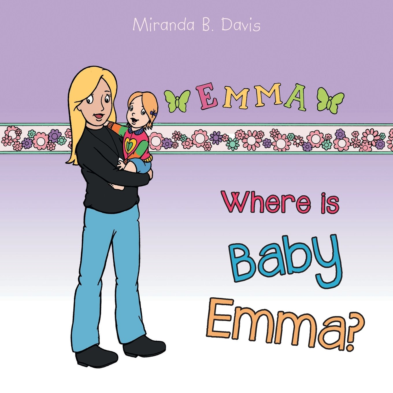 Where Is Baby Emma? ebook