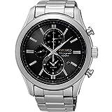Seiko Herren-Armbanduhr SNAF67P1