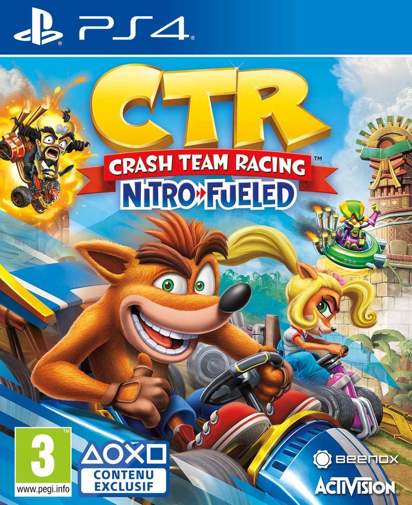 Crash Team Racing Nitro-Fueled - PS4 | Beenox. Programmeur