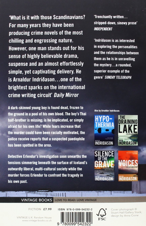 Arctic Chill (reykjavik Murder Mysteries): Arnaldur Indridason, Bernard  Scudder, Victoria Cribb: 9780099542322: Amazon: Books