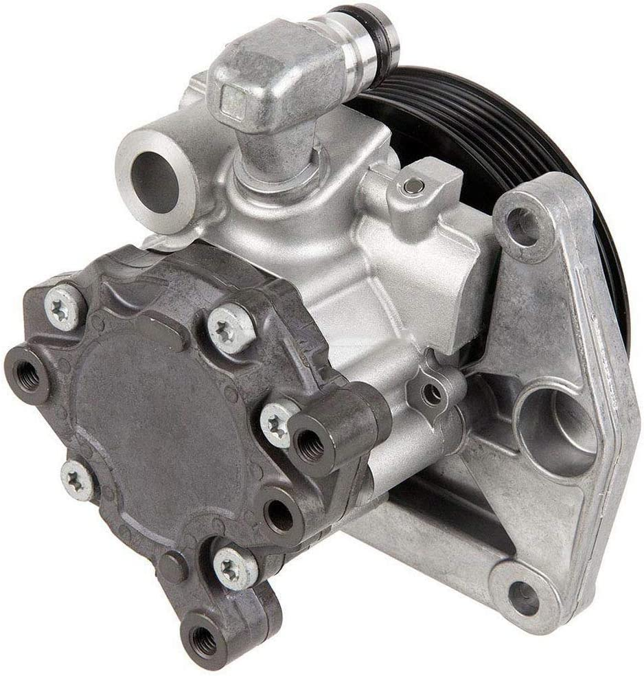 YH New Fit for Mercedes Benz C300 C350 E350 2008-2012 Power Steering Pump Reference OEM A0054669501 Replace Power Pump