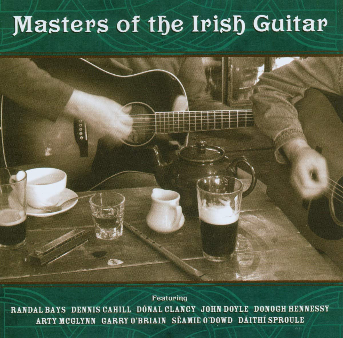 Masters [Alternative dealer] Of Max 44% OFF The Guitar Irish