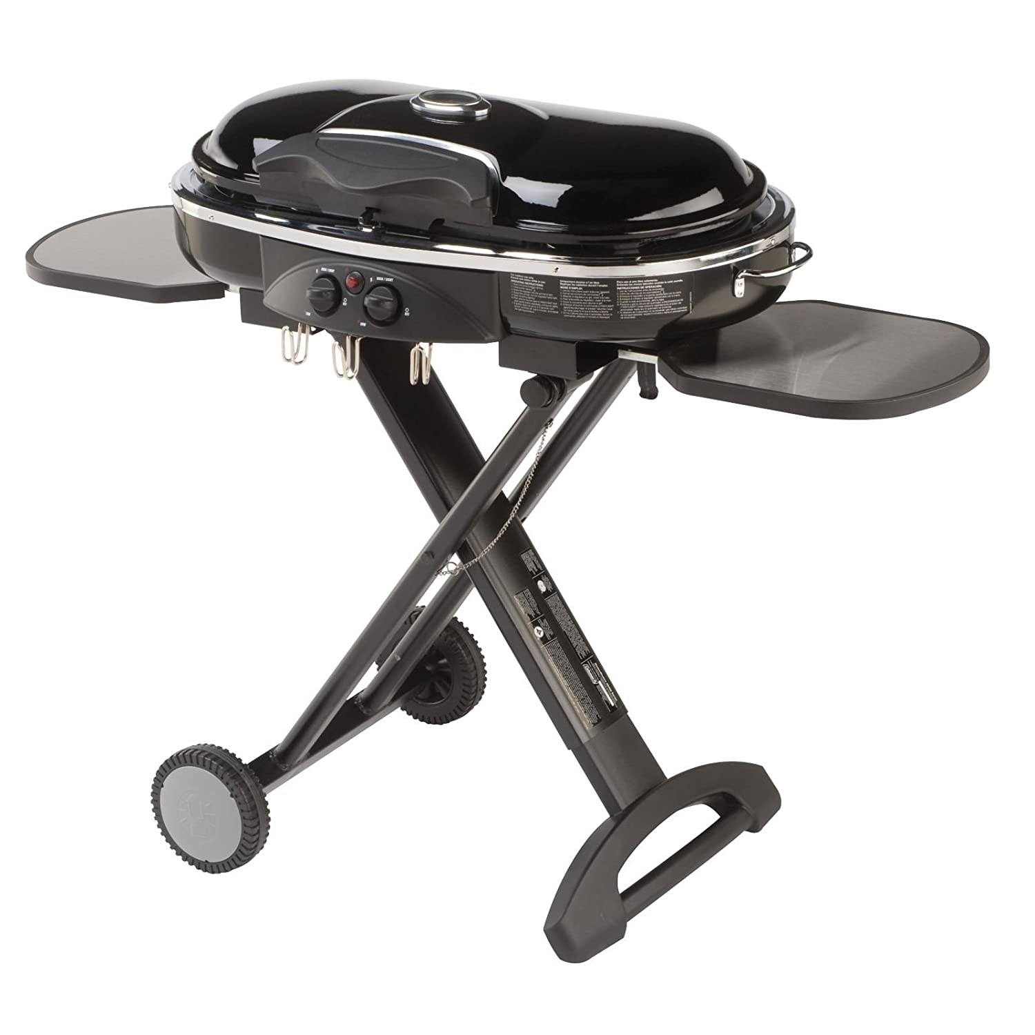 amazon com coleman roadtrip lxe portable propane grill black