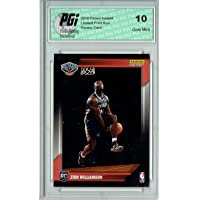 $130 » Zion Williamson 2019 Panini Instant #FLZW First Look 1 of 14k Rookie Card PGI 10 - Basketball Slabbed Rookie Cards