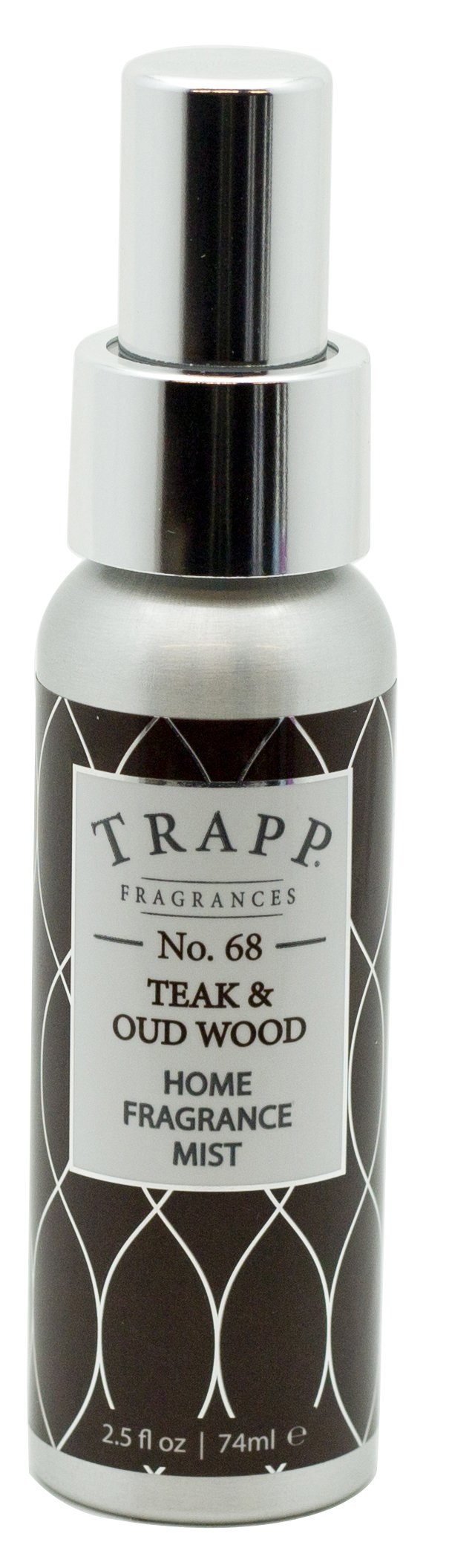Trapp Home Fragrance Mist, No. 68 Teak & Oud Wood, 2.5-Ounces by Trapp (Image #1)