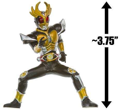 Amazon Com Kamen Rider Agito 3 75 Figure Kamen Rider Hdm