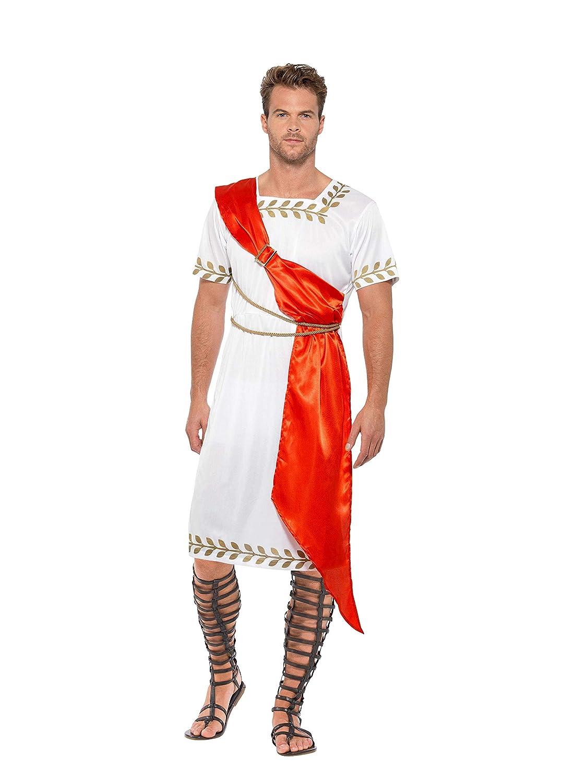 Smiffys 47256XL - Disfraz de senador romano, para hombre ...