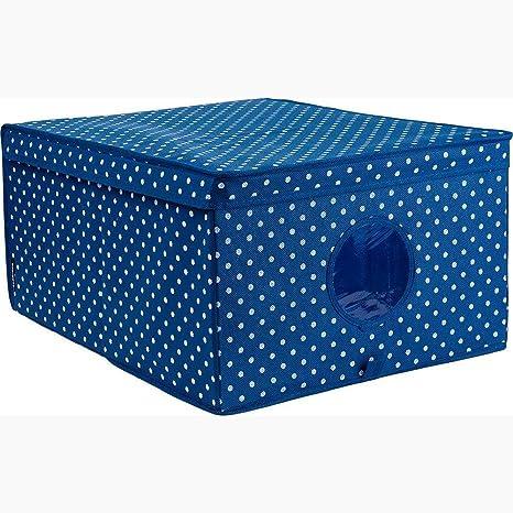 Set fundas para el cambio de temporada compuesto de 1 caja Large, 1 funda para