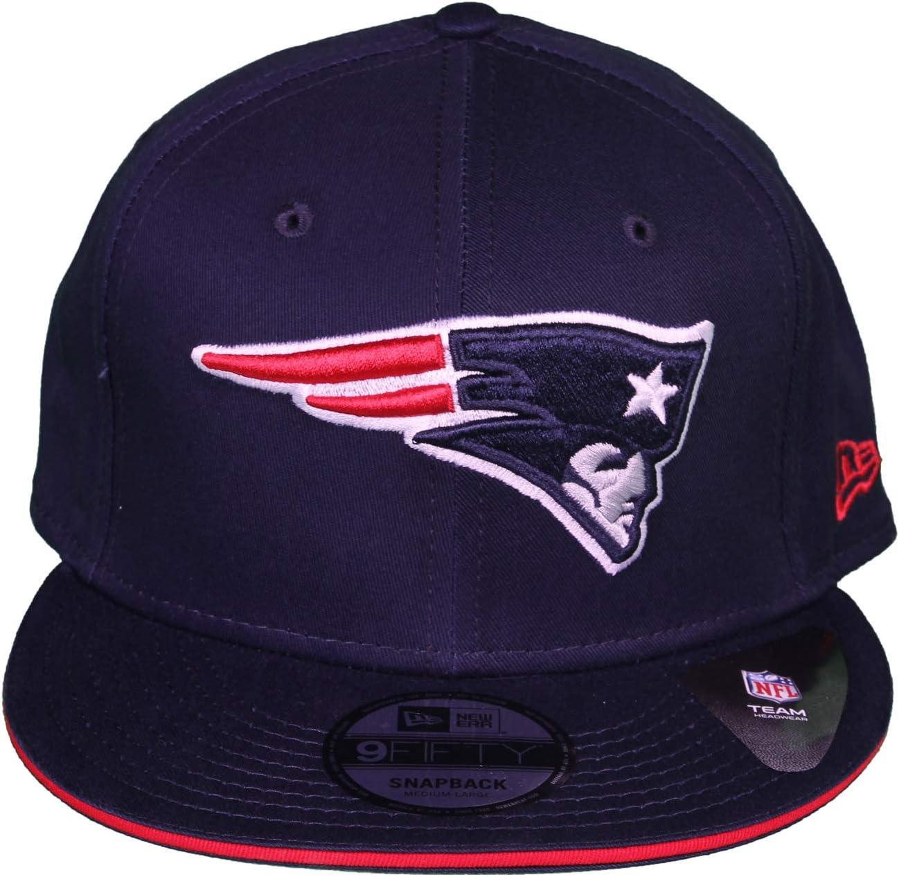 A NEW ERA Gorra 9Fifty Team Snap Patriots by Gorragorra de Beisbol ...