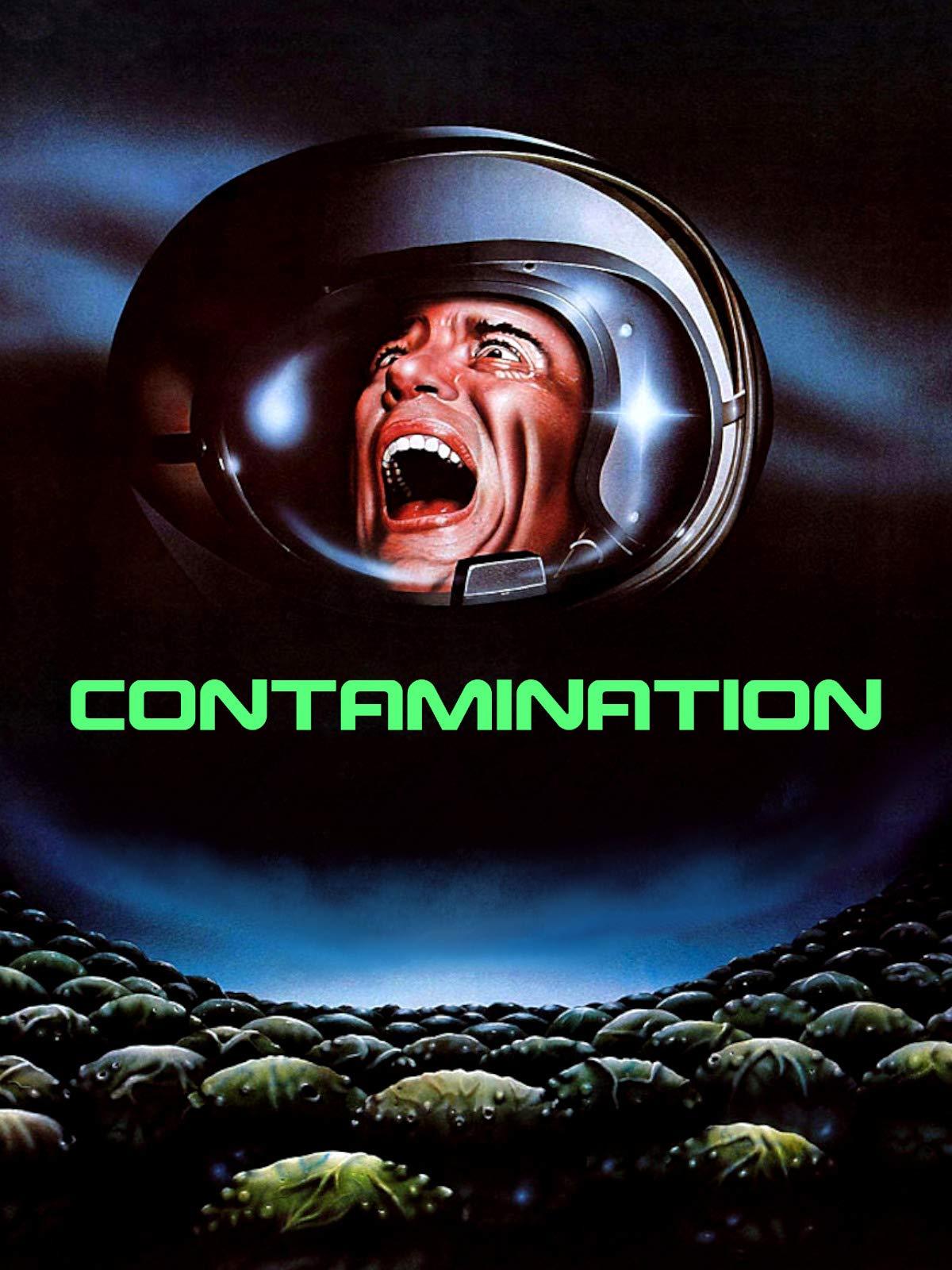 Contamination on Amazon Prime Video UK