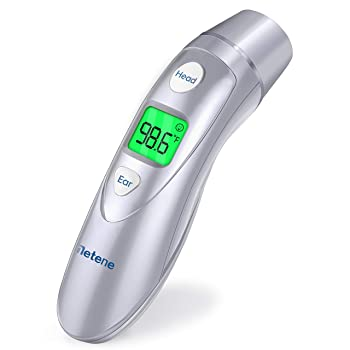 Metene Infrared Digital Thermometer for Adults and Kids
