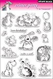 Penny Black Clear Stamp Set, Critter Party