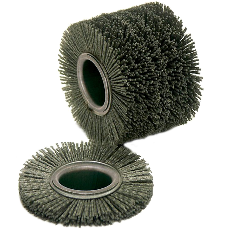 2 Width 72 Length VSM Abrasives Co. Silicon Carbide Medium Grade Cloth Backing VSM 147589 Abrasive Belt Pack of 10 80 Grit 2 Width 72 Length Black