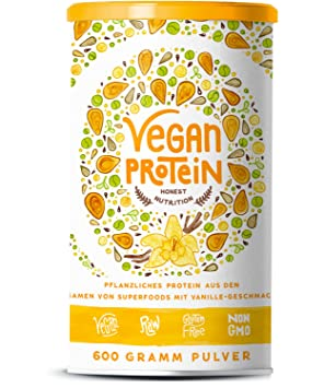 vegan protein pulver