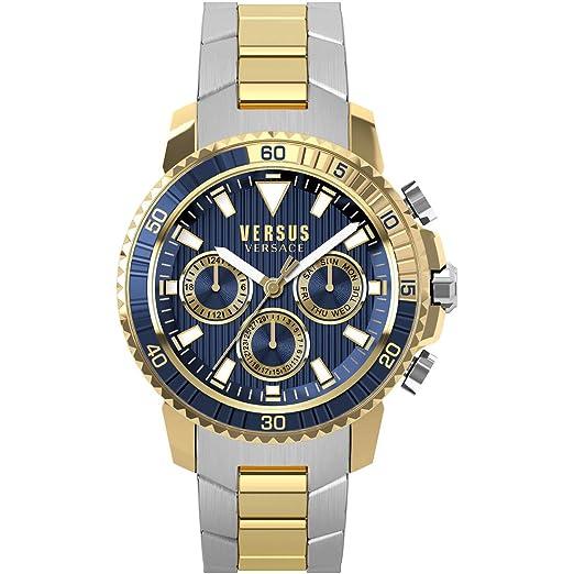 Versus By Versace Aberdeen - Reloj para hombre, modelo S30080017: Amazon.es: Relojes