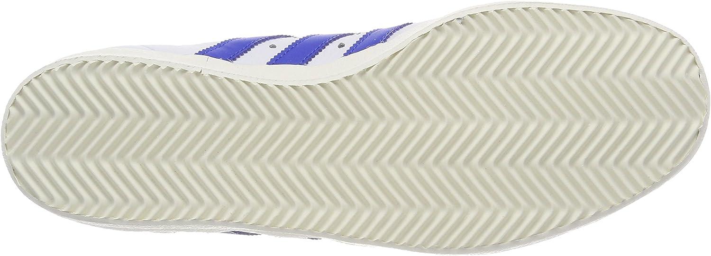 adidas Herren 350 Sneaker Weiß (Ftwbla / Azul / Casbla 000)