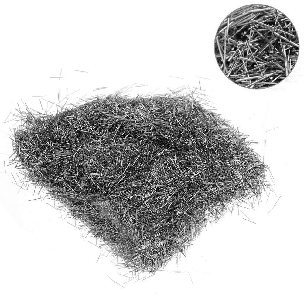0,2 mm//0,3 mm//0,4 mm//0,5 x 5 mm Polierstifte aus Edelstahl 100 g magnetisch