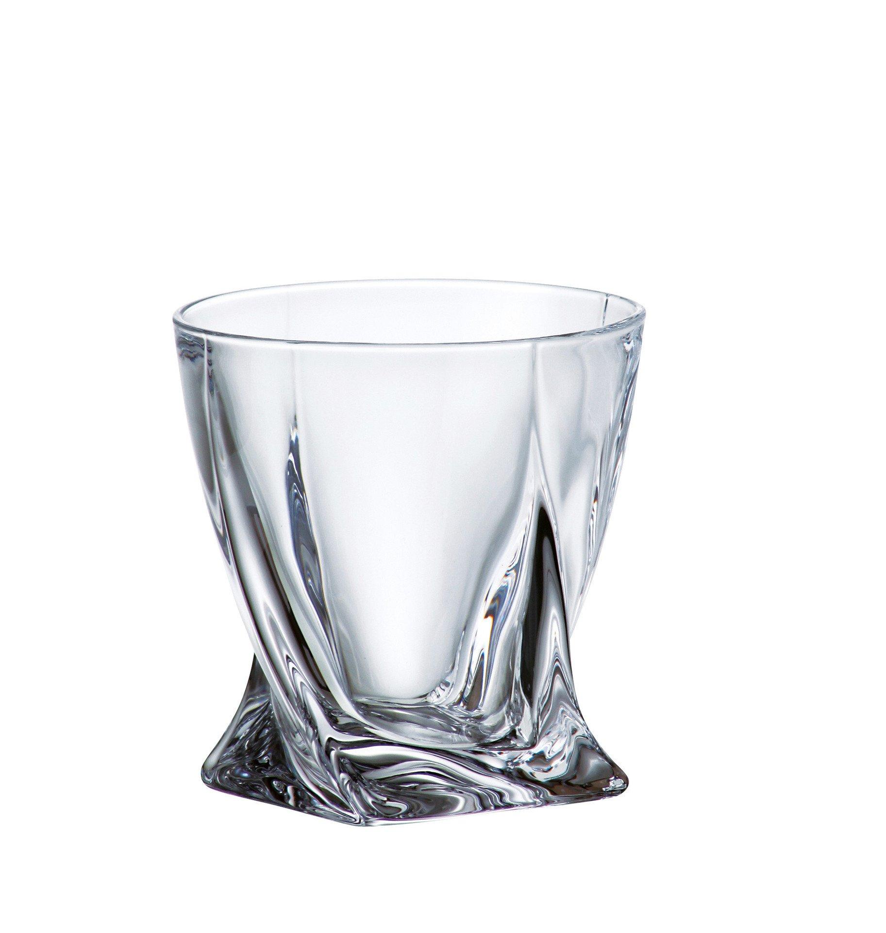 Barski Glass- Lead Free Crystalline - Shot Glasses - 1.85 oz. - Made in Europe - Set Of 6