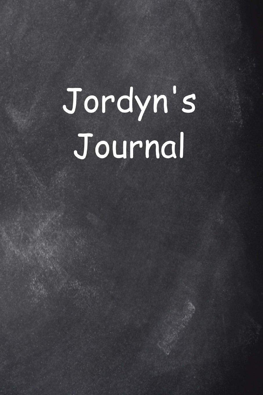 Download Jordyn Personalized Name Journal Custom Name Gift Idea Jordyn: (Notebook, Diary, Blank Book) (Name Personalized Journals Notebooks Diaries) pdf epub