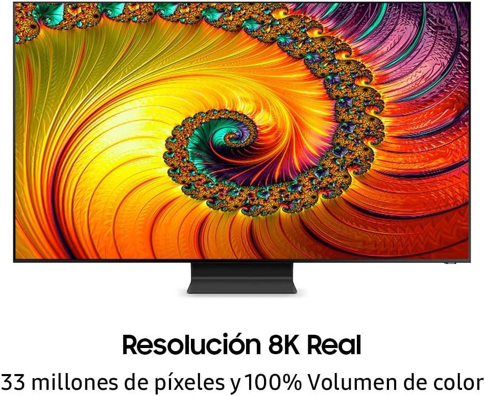 Samsung QLED 8K 2020 75Q800T- Smart TV de 75