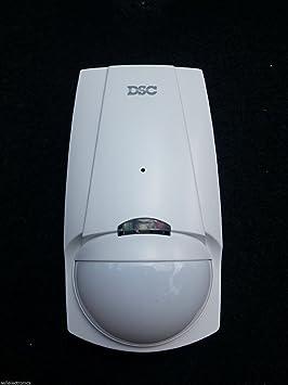 Sistema de Alarma de Seguridad DSC LC-102PIGBSS para Mascotas con Sensor de inmunidad PIR