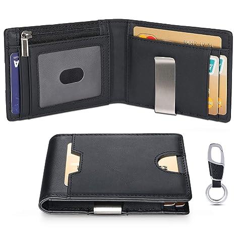 444d6c6785475 flintronic Geldbörse mit Geldklammer