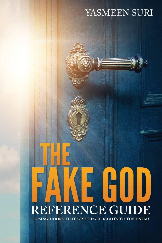 Suri Guide The Books 9781545636770 Yasmeen com Amazon Reference Fake God