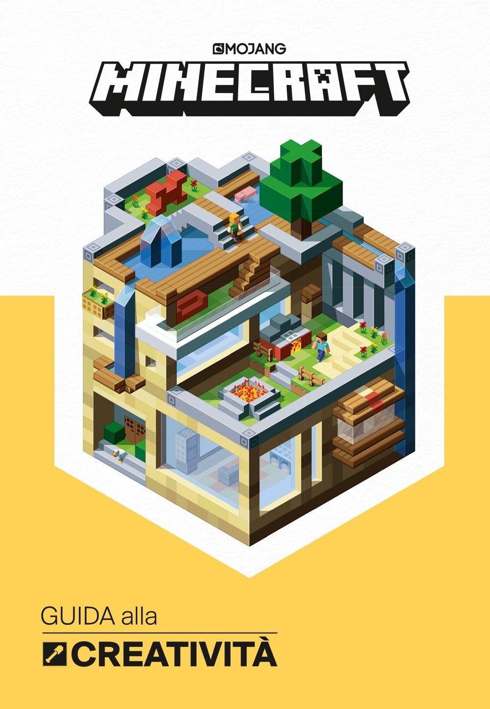 Minecraft Mojang. Guida alla creatività  Amazon.com.br