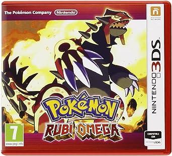 Pokémon: Rubí Omega: Amazon.es: Videojuegos