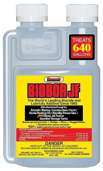 Amazon.com: hammonds biobor JF Diesel Fuel Tratamiento ...