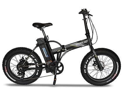 Amazon Com Emojo Lynx Folding Electric Bicycle 500w 48v E Bike 20