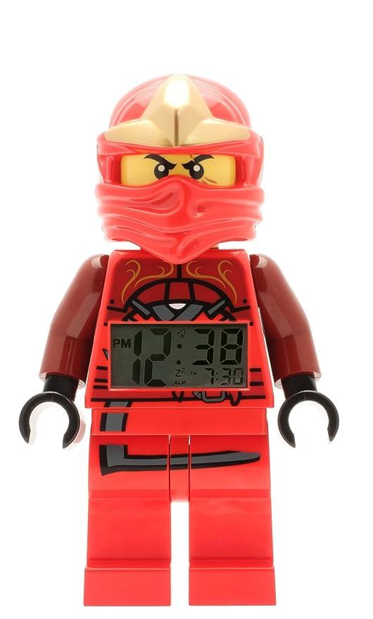 Universal Trends Lego CT00309 Ninjago Kai - Despertador con ...