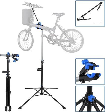 Professional Bike Repair Stand Tool Cycle Maintenance Mechanic Service Workstand