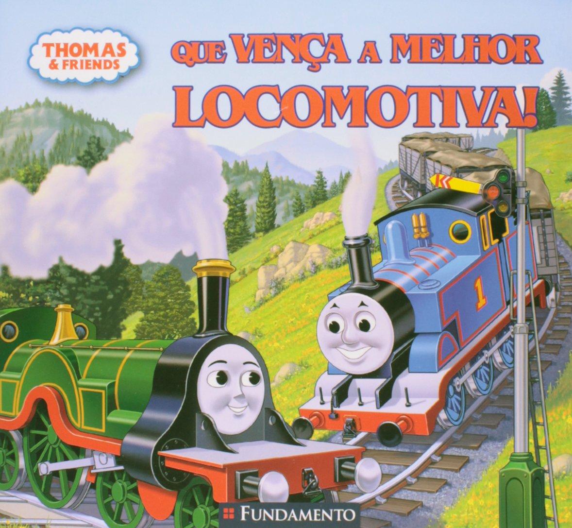 Thomas E Seus Amigos Que Venca A Melhor Locomotiva Tommy Stubbs