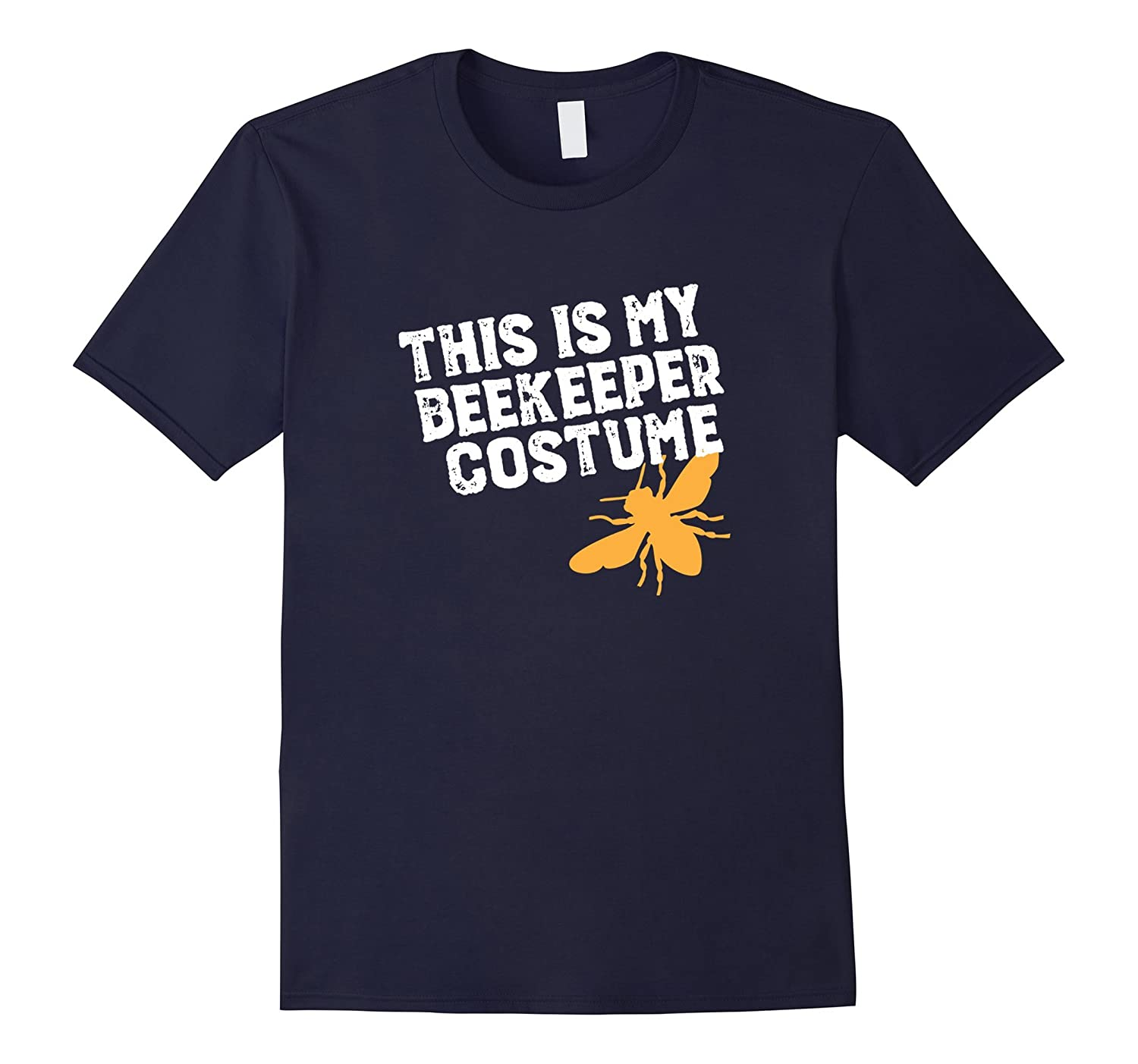 This is My Beekeeper Costume | Novelty Apiculture T-Shirt-FL