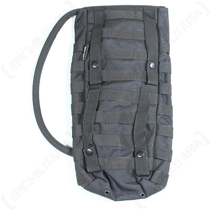Camo Outdoor - Pack de hidratación Molle, color negro: Amazon.es: Deportes y aire libre