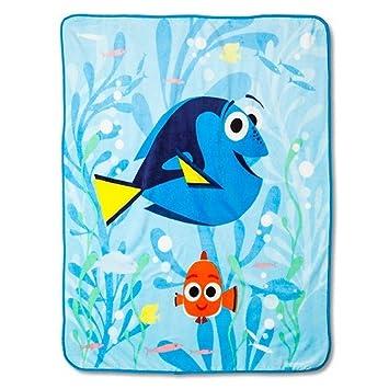 Disney Finding Nemo Fleece Throw Blanket